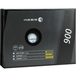Bolas de golf Inesis 900 blanco (se venden en lotes de 12)