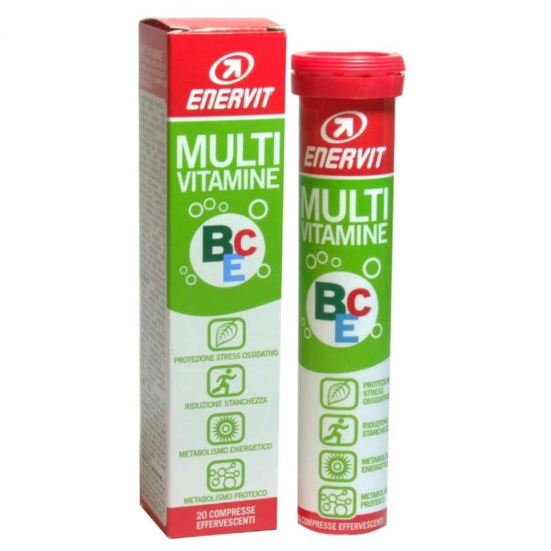 IDRATAZIONE E PRE SPORT Alimentazione - Complemento Multivit Agrumi ENERVIT - Alimentazione