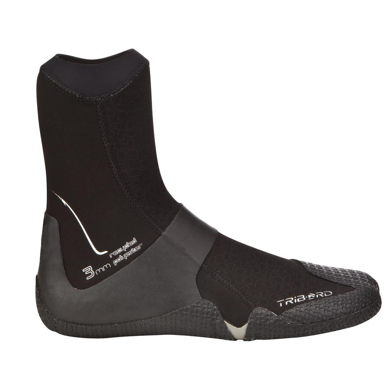 Zapatillas con suela Surf Botines 500 3 mm