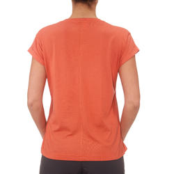 T-shirt korte mouwen trekking dames Arpenaz 100 - 764607