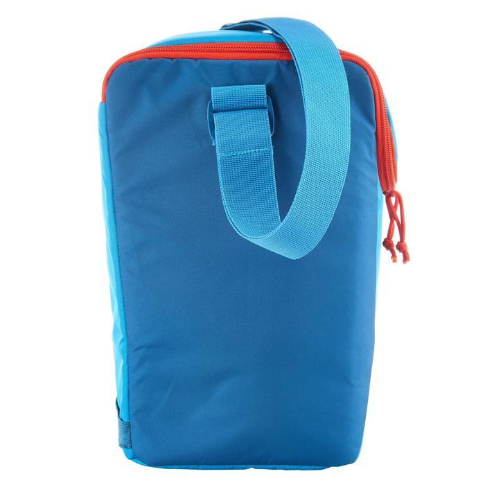 Koeler camping/trekking Compact 10 liter blauw - 764816