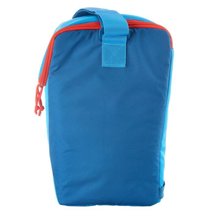 Koeler camping/trekking Compact 10 liter blauw - 764820