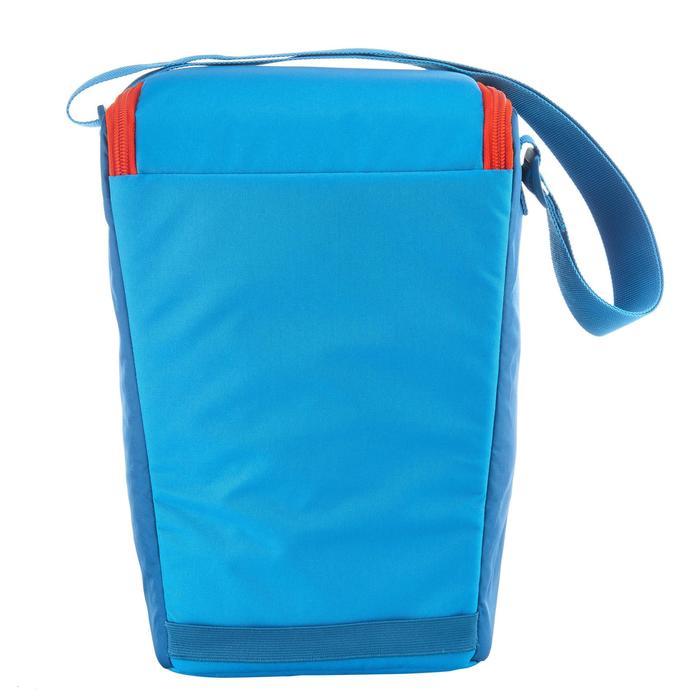 Koeler camping/trekking Compact 10 liter blauw - 764824
