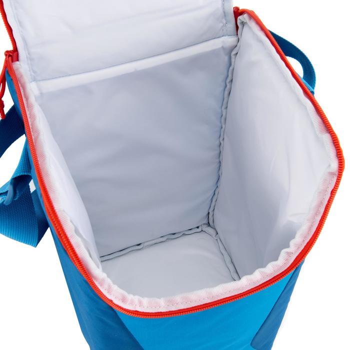 Koeler camping/trekking Compact 10 liter blauw - 764825