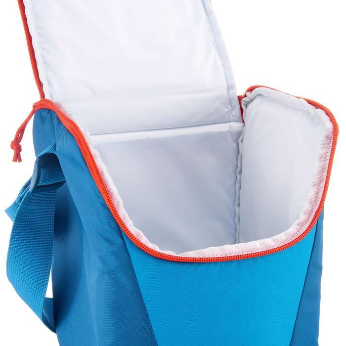 Koeler camping/trekking Compact 10 liter blauw - 764828