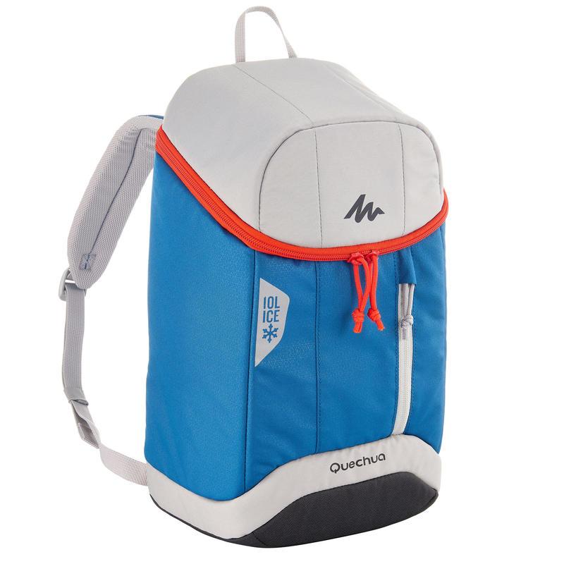 กระเป๋าเก็บความเย็นสำหรับตั้งแคมป์และเดินป่าขนาด 10 ลิตร