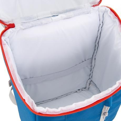 sac a dos glaciere randonnee forclaz 10 l bleu quechua. Black Bedroom Furniture Sets. Home Design Ideas