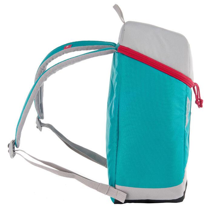 Kühlrucksack Forclaz 10 Liter türkis