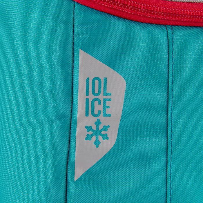 SAC À DOS ISOTHERME POUR LE CAMPING ET LA RANDONNÉE - ICE - 10 LITRES