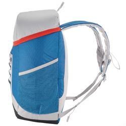 Koelrugzak natuurwandelen 20 liter blauw