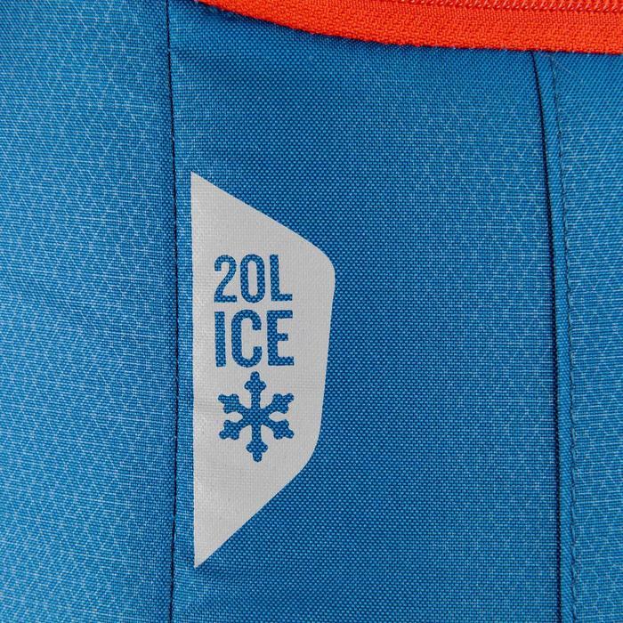 Kühlrucksack 20Liter blau