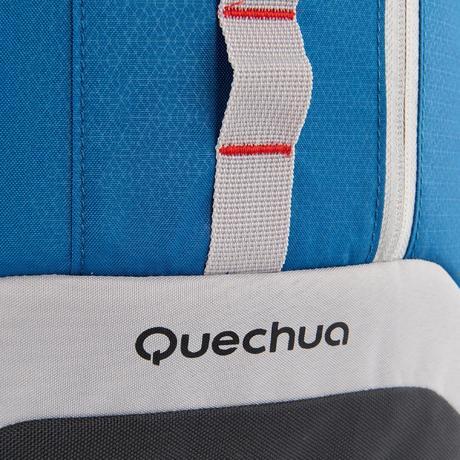 sac a dos glaciere randonnee forclaz 20 l bleu quechua. Black Bedroom Furniture Sets. Home Design Ideas