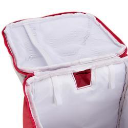 Koelrugzak natuurwandelen 20 liter rood