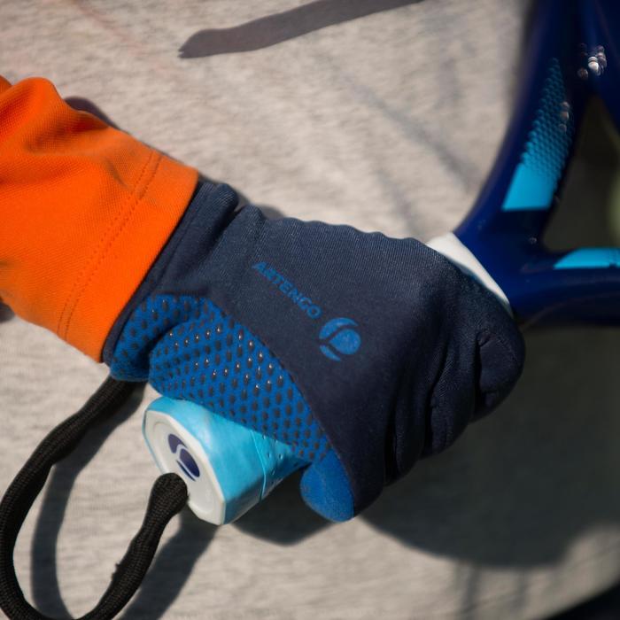 Tennishandschoenen Artengo Thermic kinderen marineblauw