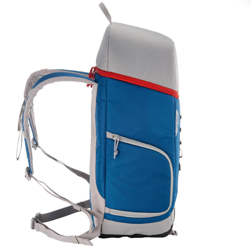 sac a dos glaciere randonnee forclaz 30 l bleu decathlon. Black Bedroom Furniture Sets. Home Design Ideas