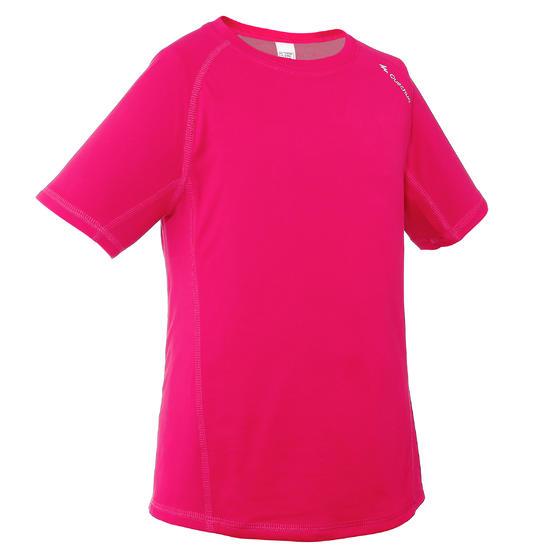 Jongens T-shirt voor wandelen Hike 100 - 764904