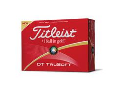 Golfballen DT TruSoft x12 wit