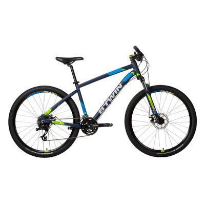 """Rockrider 520 27.5"""" Mountain Bike - Navy Blue"""