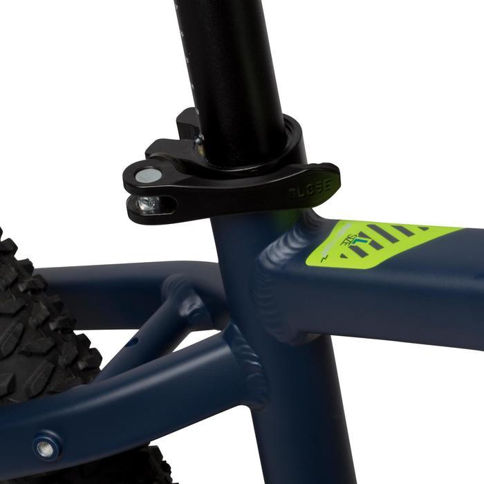 "Mountainbike 27,5"" Rockrider 520 Alu dunkelblau"