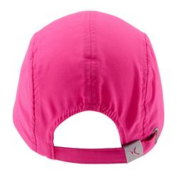 Casquette fitness cardio-training Domyos rose