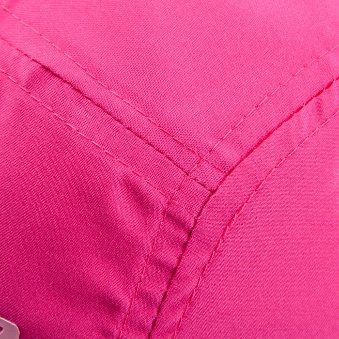 Gorra plana Cardio Fitness Domyos adultos rosa