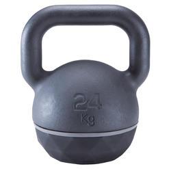 Kugelhantel Kettlebell 24 kg