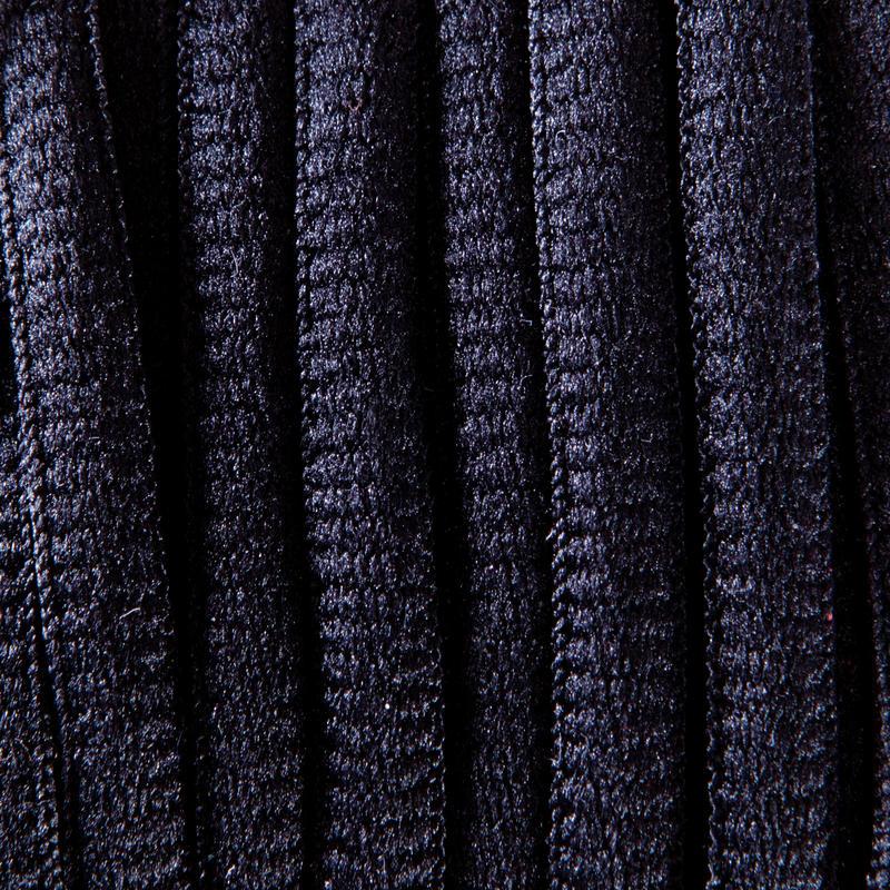 Lacets 110 cm noir