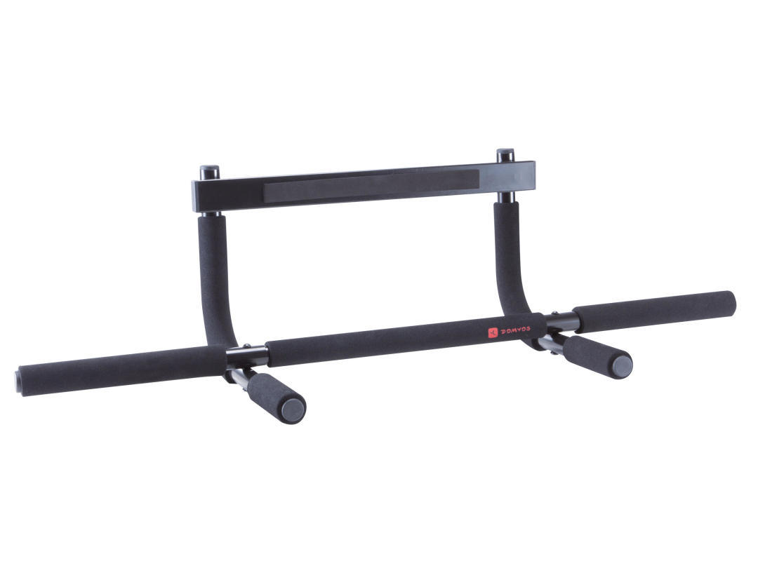 barre de traction sans fixation decathlon