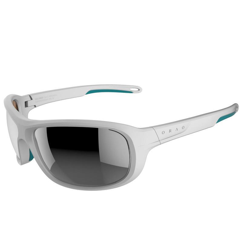 SALINES adult water sports polarised floating sunglasses - White