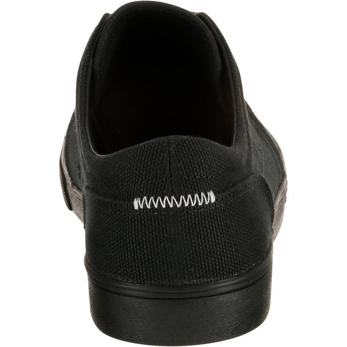 Skaterschuhe Vulca Canvas Low Sneaker Erwachsene Full Black