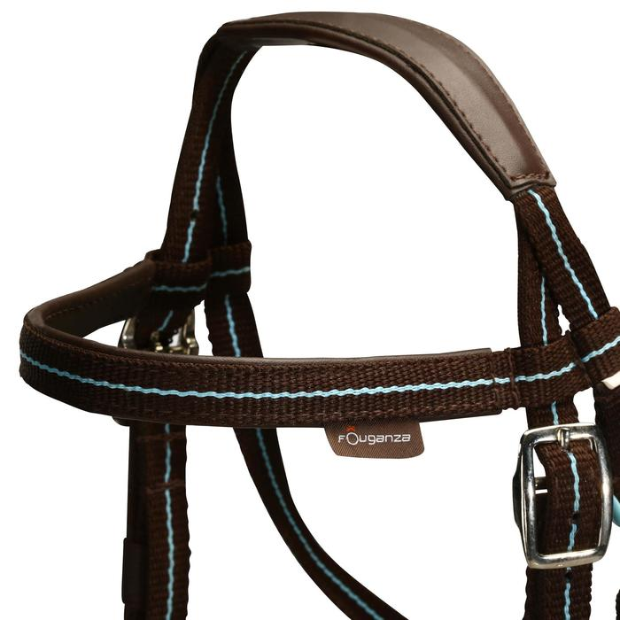 Filet + rênes équitation cheval et poney INITIATION - 765765