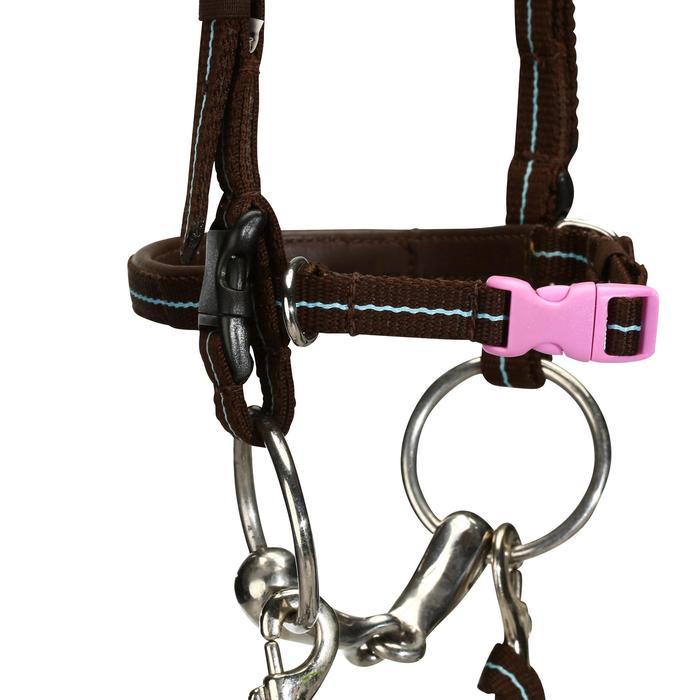 Filet + rênes équitation cheval et poney INITIATION - 765767