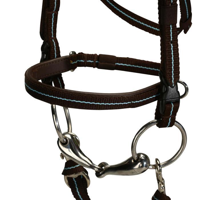 Filet + rênes équitation cheval et poney INITIATION - 765768