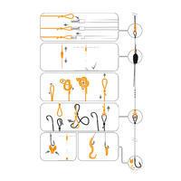 Ensemble accessoires pêche de la truite POLE FISHING