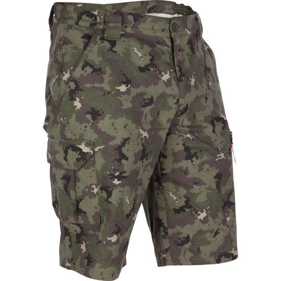 Bermuda 500 camouflage woodland - 766415