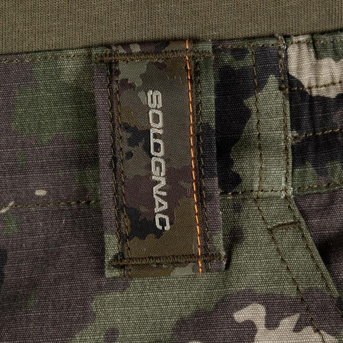 Bermuda chasse 500 camouflage half tone - 766421