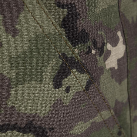 Bermuda 500 camouflage island green