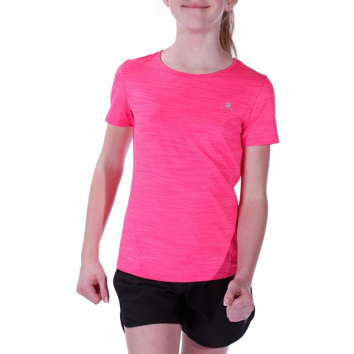 T-Shirt manches courtes S500 Gym Fille - 766600