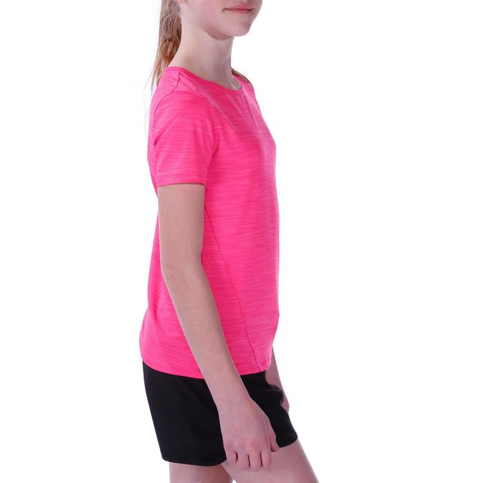 T-Shirt manches courtes S500 Gym Fille - 766601