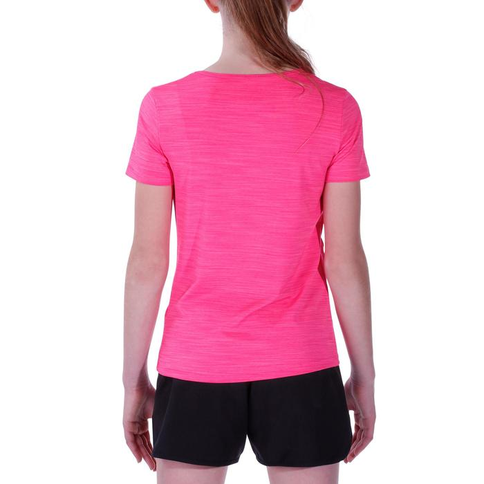 T-Shirt manches courtes S500 Gym Fille - 766602