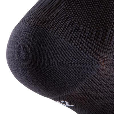 Шкарпетки для фітнесу і кардіотренувань, короткі, 2 пар - Чорні