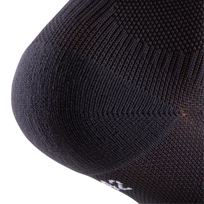 Lage cardiofitness sokken 2 paar zwart