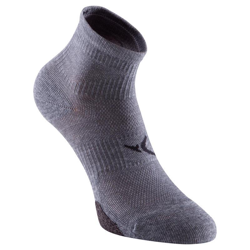 offrire sconti classico carino economico Accessori (asciugamani, borracce..) - Calze corte grigie 2 paia