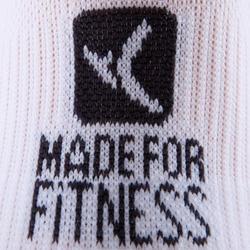 Lage fitnesssokken 2 paar 500 - 766682