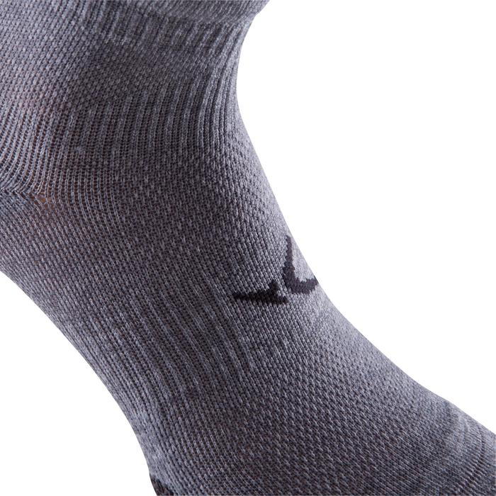 Chaussettes basses fitness  cardio training x2 - 766684