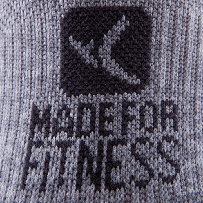 Chaussettes basses fitness  cardio training x2 - 766688