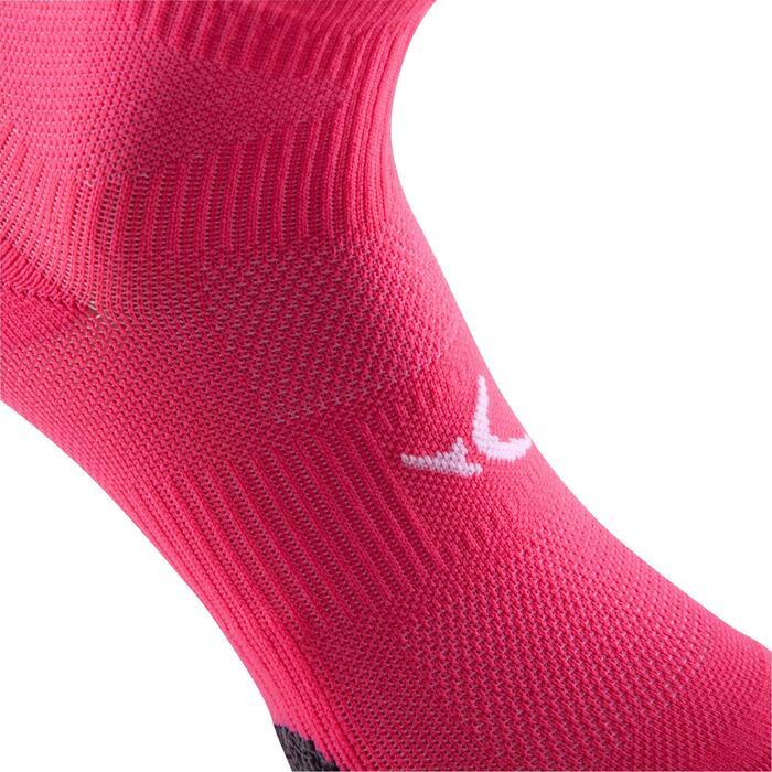 Lage cardiofitness sokken 2 paar roze