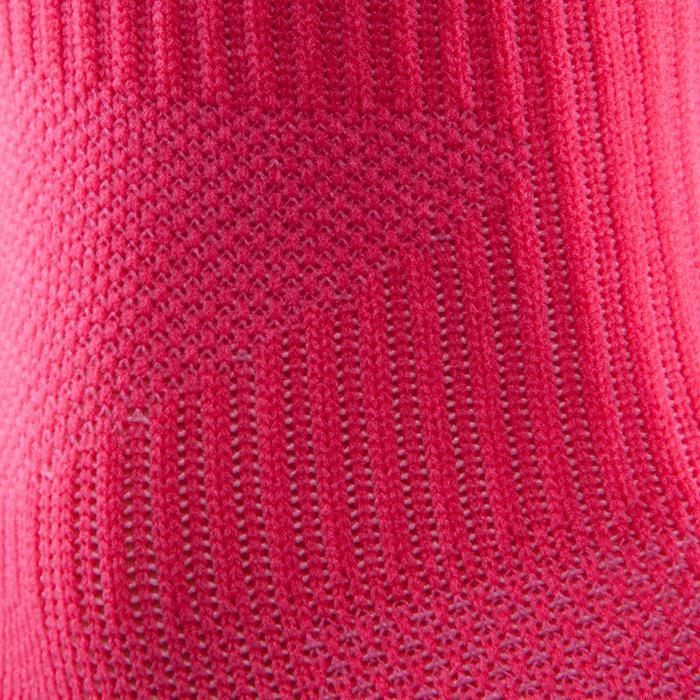 Sportsokken fitness laag 2 paar, roze