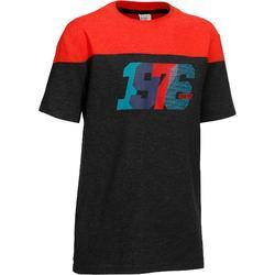Tee Shirt+ COMFORT fitness garçon