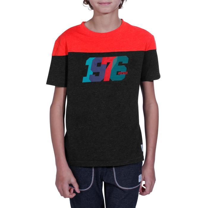 Tee Shirt+ COMFORT fitness garçon - 766799